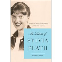 The Letters of Sylvia Plath Vol 2 (Hardcover)