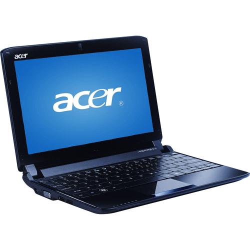 "Acer Blue 10.1"" AO532H-2527 Netbook PC with Intel Atom N450 Processor & Windows 7 Starter"
