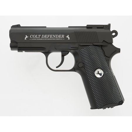 Umarex Colt Defender 2254020 BB Air Pistol 410fps 0.177cal 16 (Colt 1911 Defender 45 Acp Stainless Reviews)