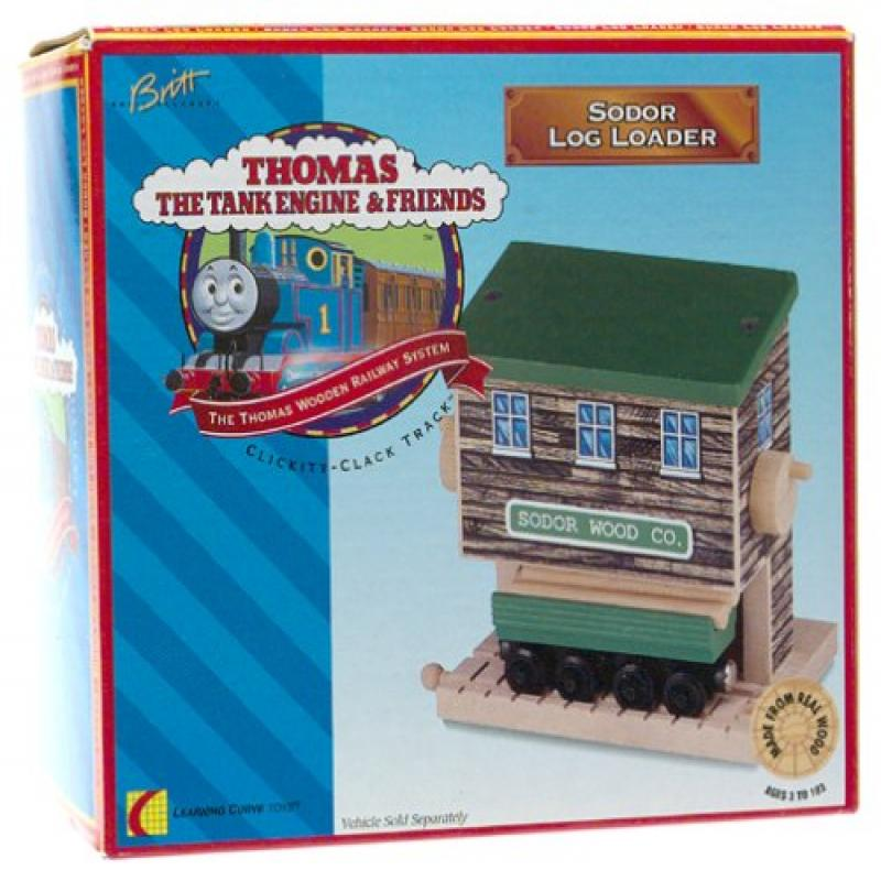 Thomas and Friends Buildings and Destinations: Sodor Log ...