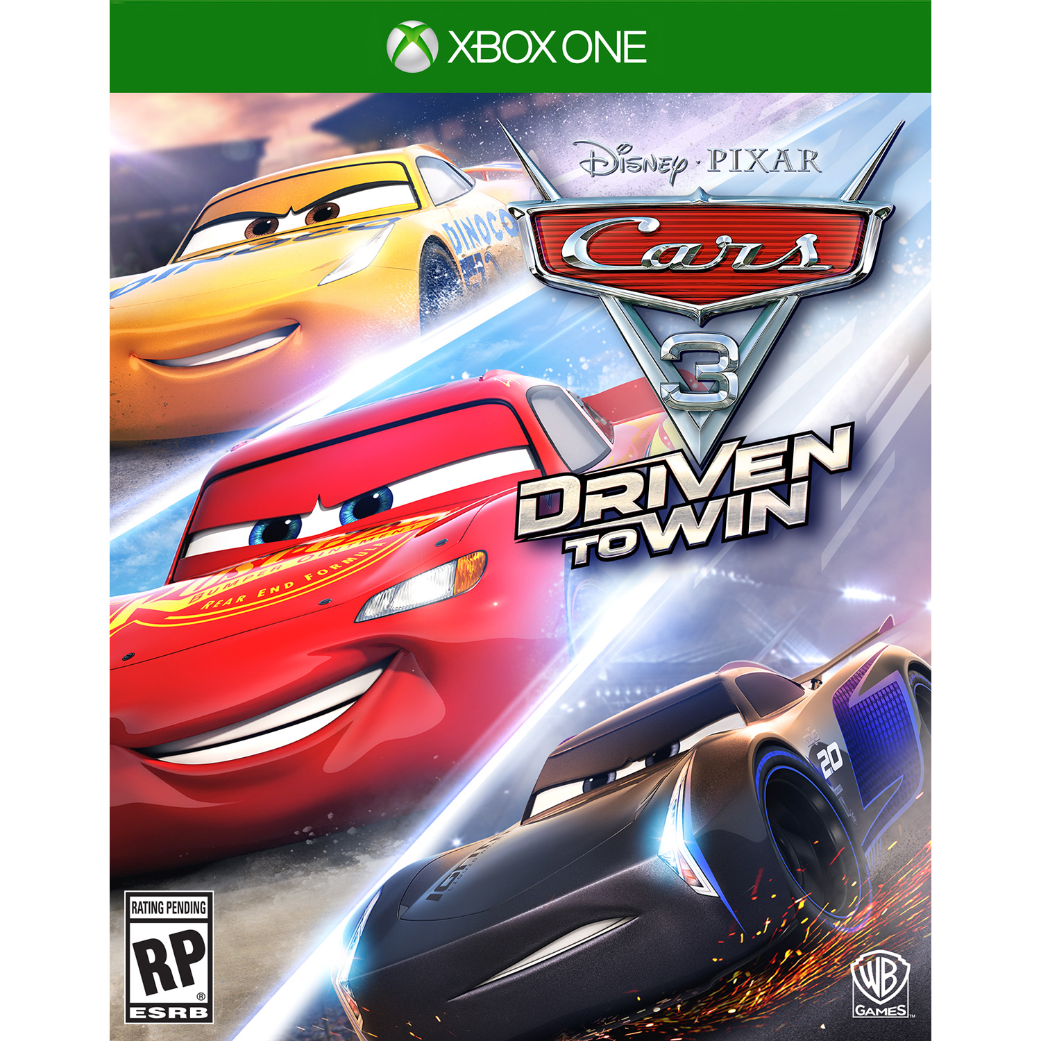 Disney Cars 3: Driven to Win (X360)