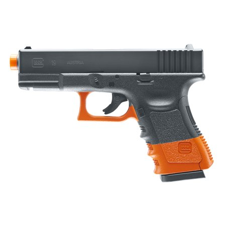 Crosman Glock 19 Gen 3 SoftAir Pistol, 11 Rounds, (Best Upgrades For Glock 19 Gen 4)