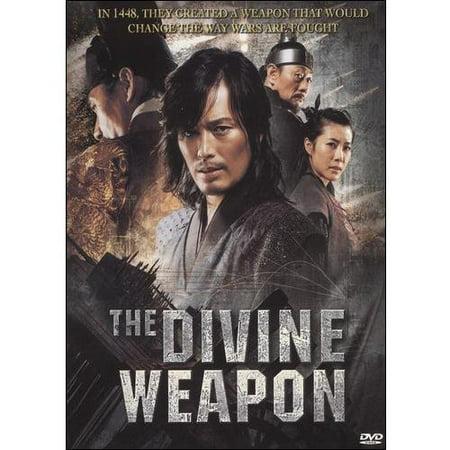 The Divine Weapon (Korean) (Halloween Korean Drama)