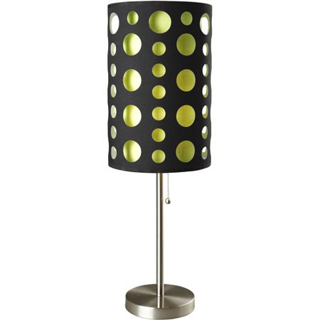 Ore international inc modern retro table lamp for Table decor international inc