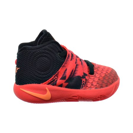 Nike Kyrie 2 (TD) Toddler's Shoes Bright Crimson/Atomic Orange/Black 827281