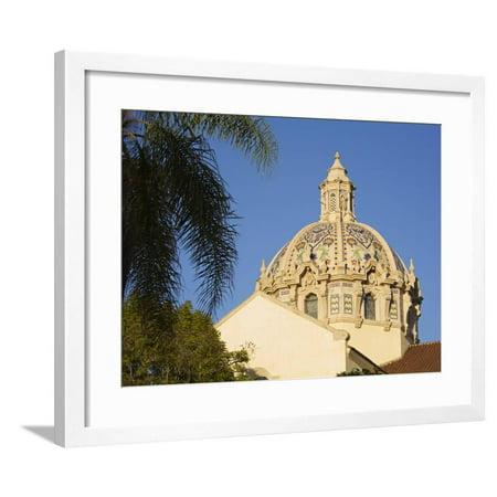 St. Vincent De Paul Catholic Church, Figueroa Street, Los Angeles, California Framed Print Wall Art By Richard (735 S Figueroa St Los Angeles Ca 90017)