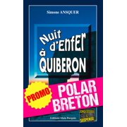 Nuit d'enfer à Quiberon - eBook