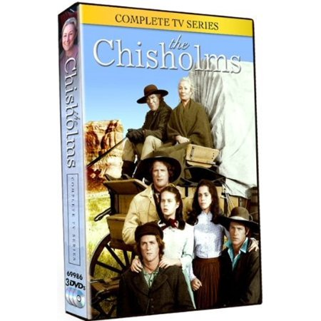 The Chisholms: Complete TV Series (DVD) (Complete Tv Series)