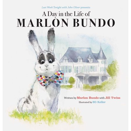 A Day in the Life of Marlon Bundo (Hardcover)