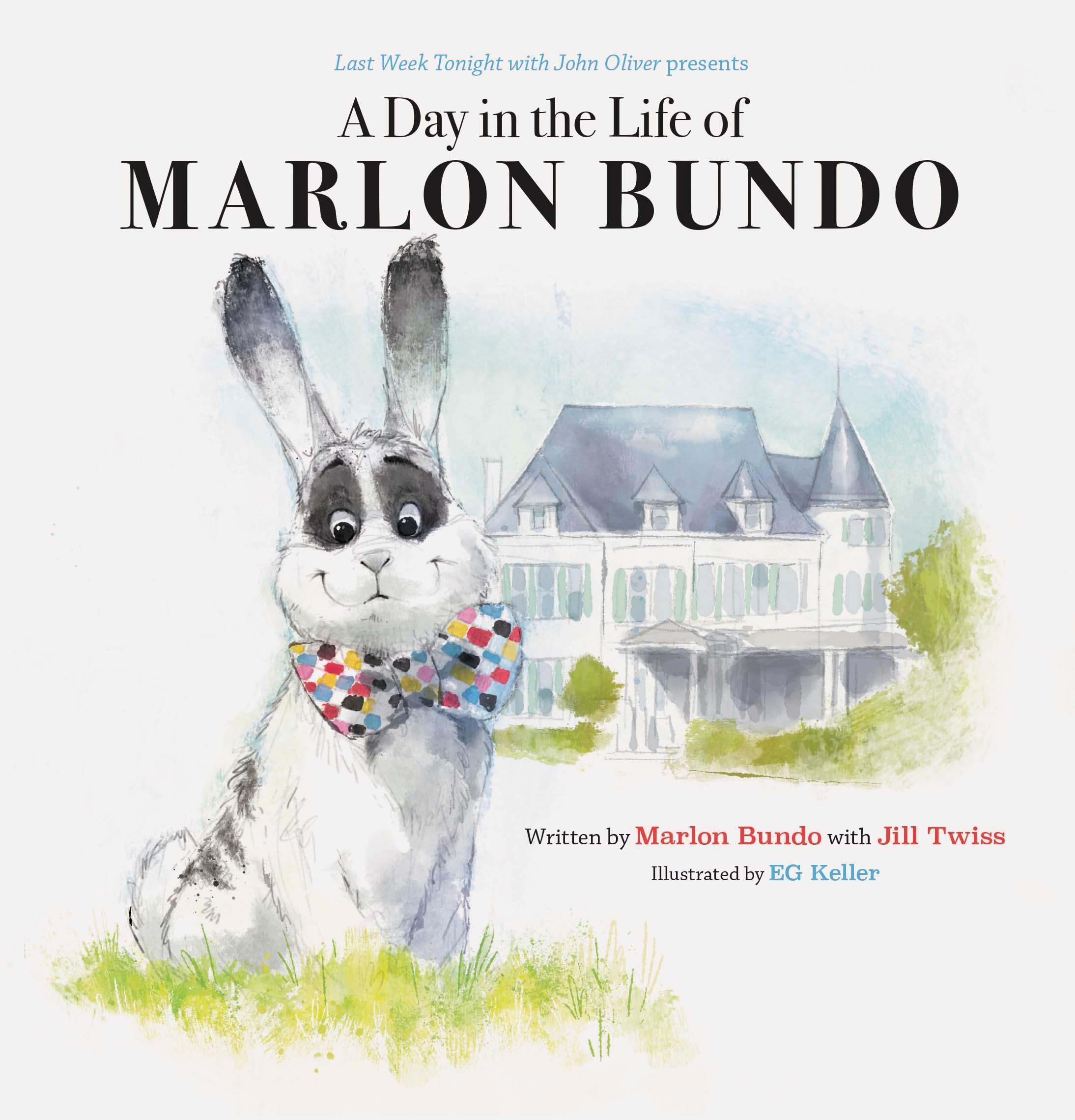 A Day in the Life of Marlon Bundo (Hardcover)