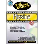 Standard Deviants Physics Part 2 [DVD] by CEREBELLUM CORPORATION