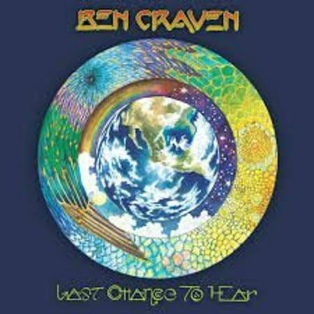 Ben Craven   Last Chance To Hear  Cd