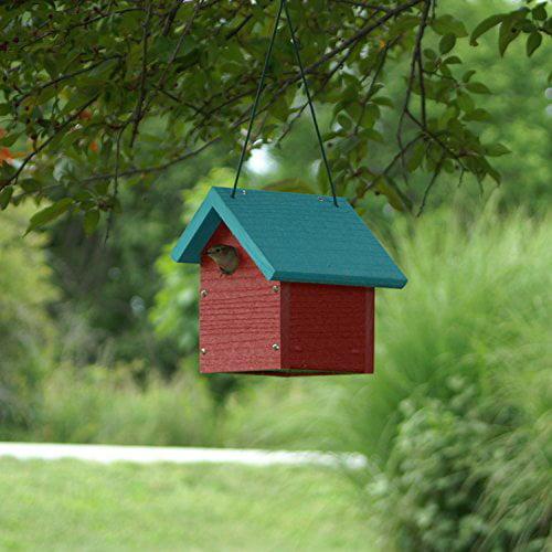 Woodlink 32330 Going Green Wren House Sloped Roof