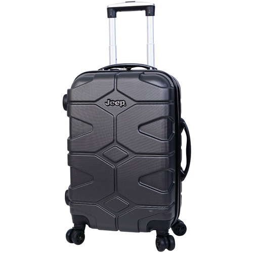 "Jeep 21"" Hardside Spinner Carry-On, Multiple Colors"