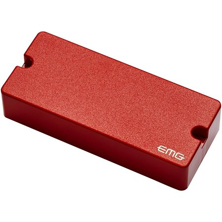 EMG 707  Active 7- String Humbucker Pickup Red