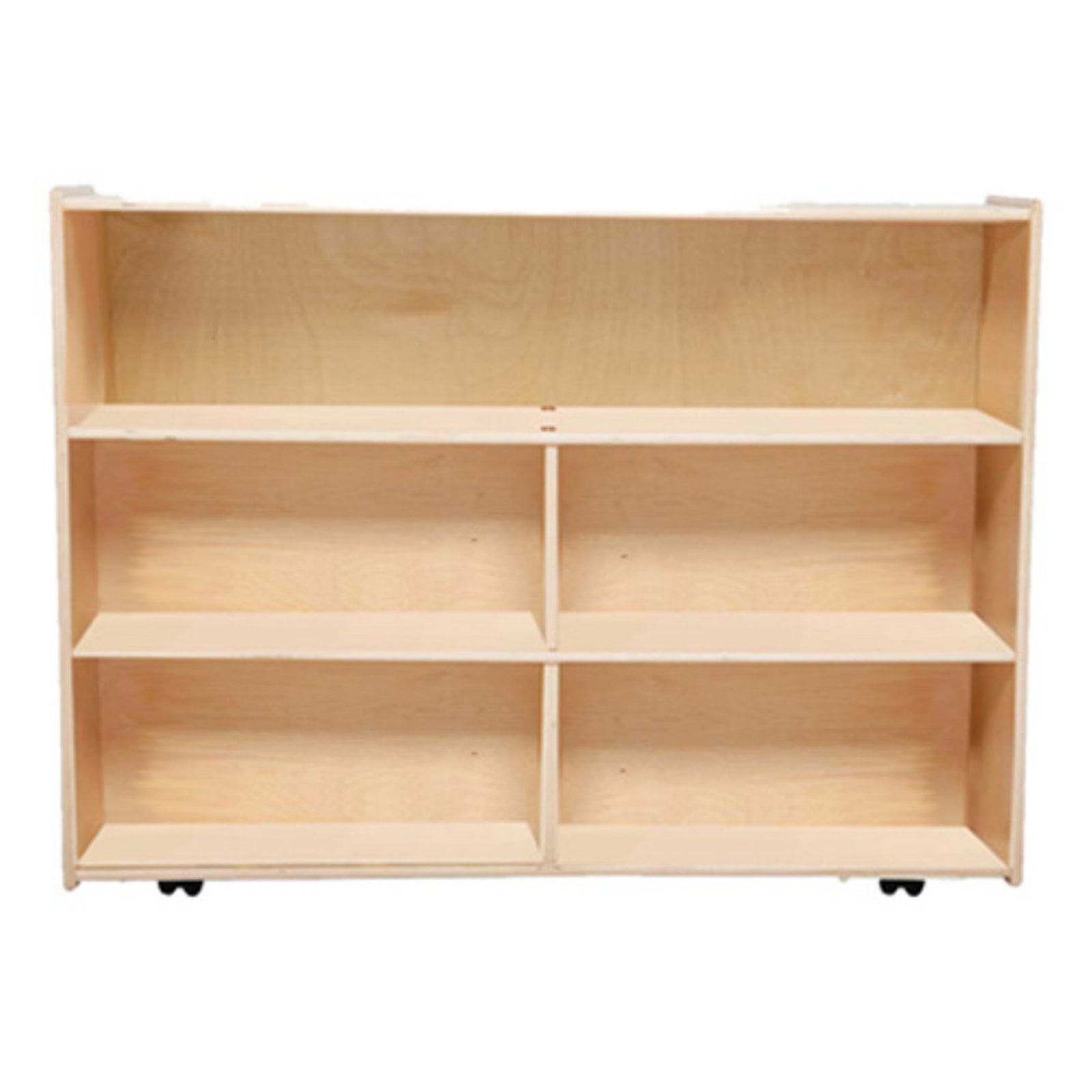 Wood Designs Contender Versatile Mobile Single Storage Unit