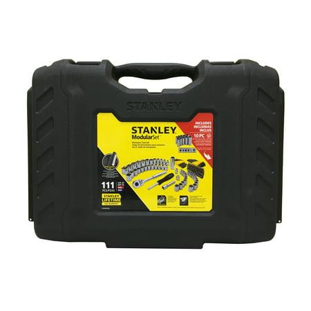 STANLEY STMT82656 111-Piece Mechanics Set