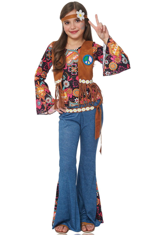sc 1 st  Walmart & Peace Out Child Costume - Walmart.com