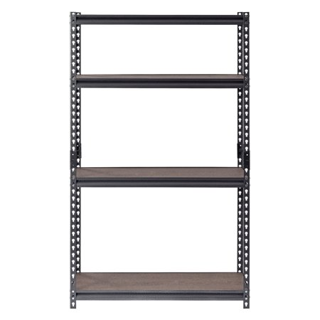 High Supply UR361860PB4-WGB Steel Shelving in Silver Vein with Painted Board, 60