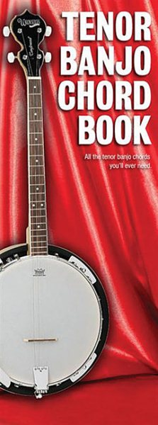 Tenor Banjo Chord Book by