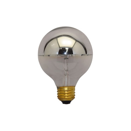 Replacement for OSRAM SYLVANIA 60G25/CT/RP 120V 10 PACK replacement light bulb lamp ()