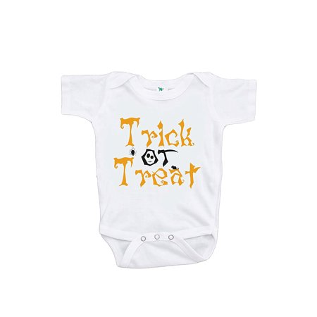 Custom Party Shop Baby's Trick or Treat Halloween Onepiece - 12-18 Month Onepiece
