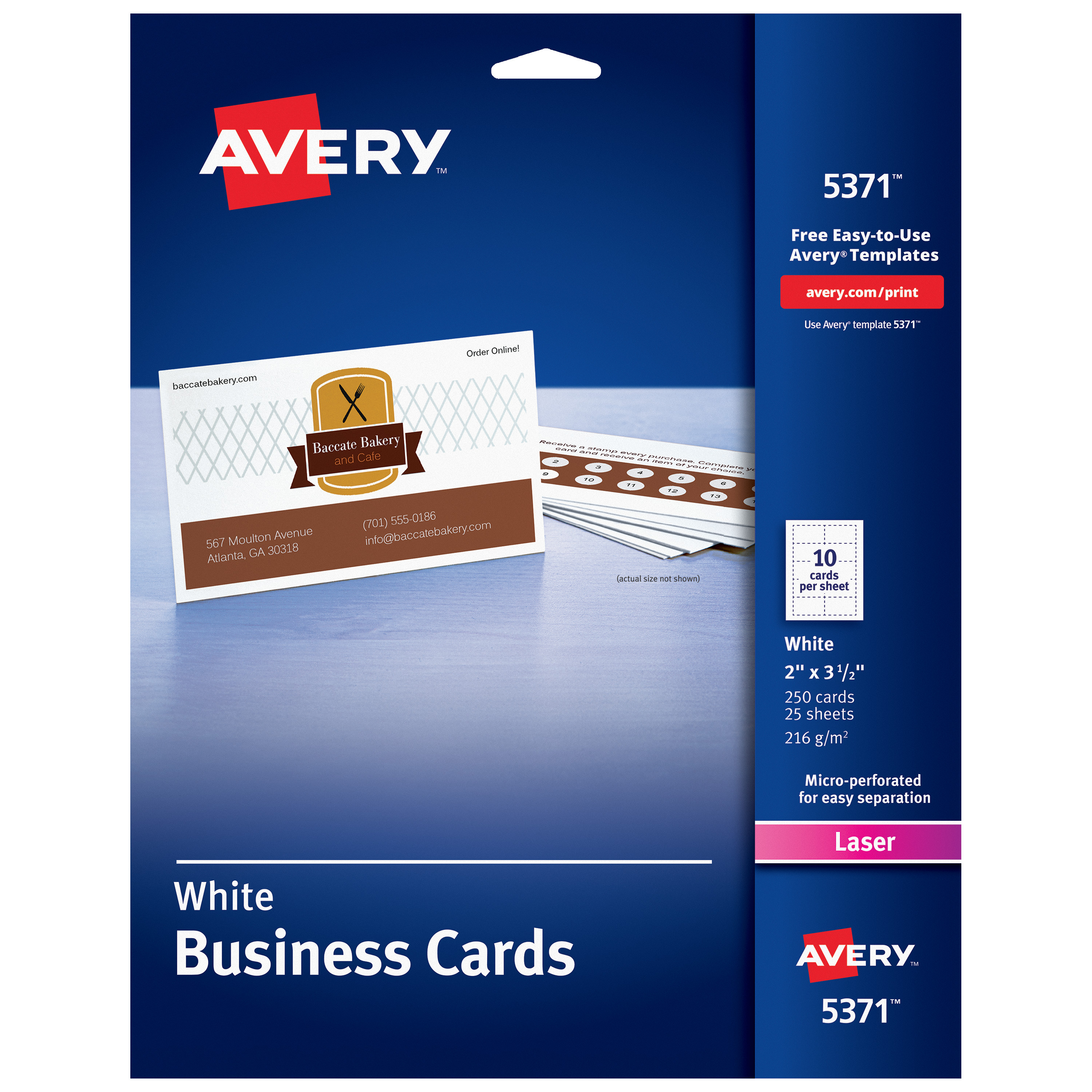 Avery 5371 Word Template from i5.walmartimages.com