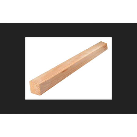 Image of Alexandria Moulding Pine Stud 2 in. x 2 in. W x 8 ft. L