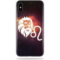 Skin For Apple iPhone XS Max - Leo | MightySkins Protective, Durable, and Unique Vinyl Decal wrap cover | Easy To Apply, Remove, and Change Styles