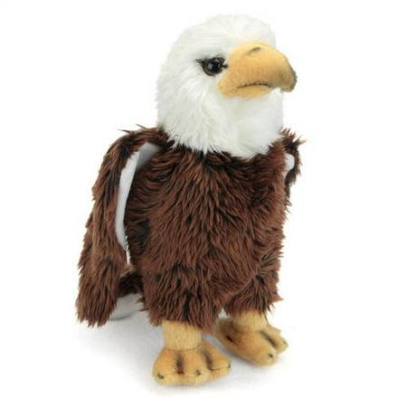 """9"""" Eagle Plush"""