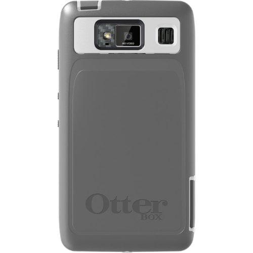OtterBox Defender Series Case for Motorola RAZR HD - Retail Packaging - Glacier