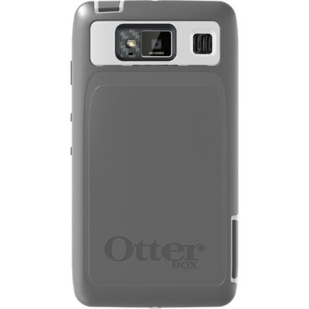 Motorola Razr Faceplates (OtterBox Defender Series Case for Motorola RAZR HD - Retail Packaging - Glacier )