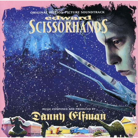 Edward Scissorhands Soundtrack (CD)](Edward Scissorhands Halloween Makeup)