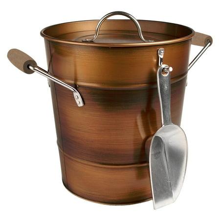 Artland Inc. Oasis Copper Ice Bucket with Scoop