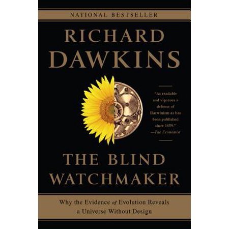 The Blind Watchmaker : Why the Evidence of Evolution Reveals a Universe Without (4 Pieces Of Evidence That Support Evolution)