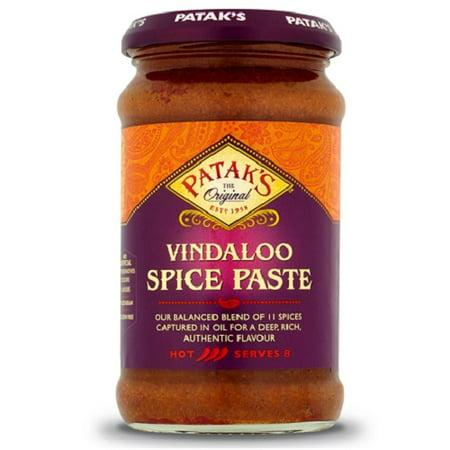 Patak - Vindaloo Curry Paste - 10 oz by Patak's
