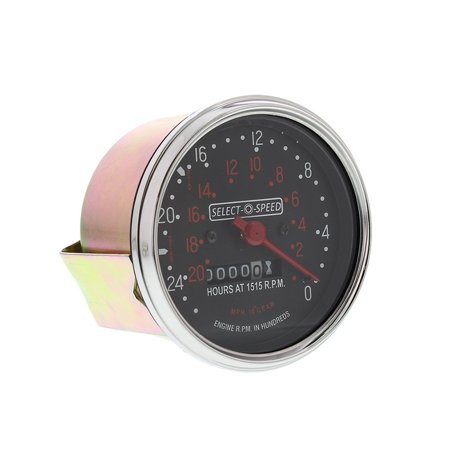 DB Electrical Tachometer For Ford New Holland 2000 Series 4 Cyl 62-64 2030 4 Cyl, 63-64 2031 2110TR 4 Cyl, 63-64 2111 2120 4 Cyl, 63-64 2130 2131 4000 Series 4 Cyl 62-64 C3NN17360J C3NN17365A