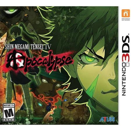 Shin Megami Tensei IV Apoc - Pre-Owned (Nintendo