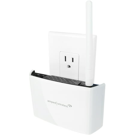 Amped Wireless High Power Compact 802.11ac Wi-Fi Range Extender,