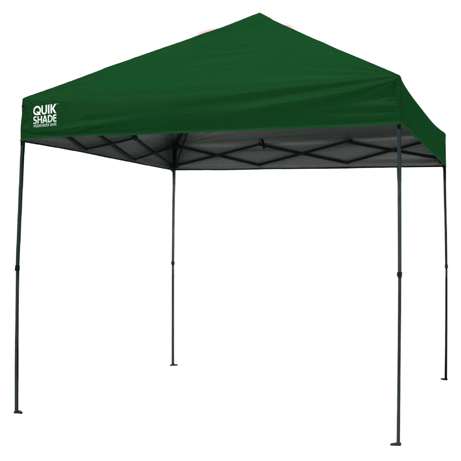 Quik Shade Weekender Elite 10'x10' Straight Leg Instant Canopy (100 sq. ft. coverage) by Shelter Logic
