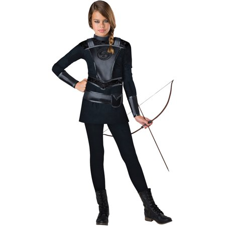 Diy Teen Halloween Costumes (Warrior Huntress Teens Halloween)