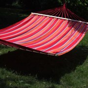 Adeco  Naval-style Antigua 2-person Hammock with Spreaders Bar