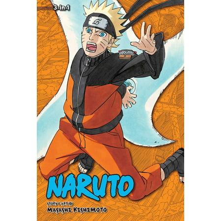 Naruto Outfits (Naruto (3-in-1 Edition), Vol. 19 : Includes Vols. 55, 56 &)