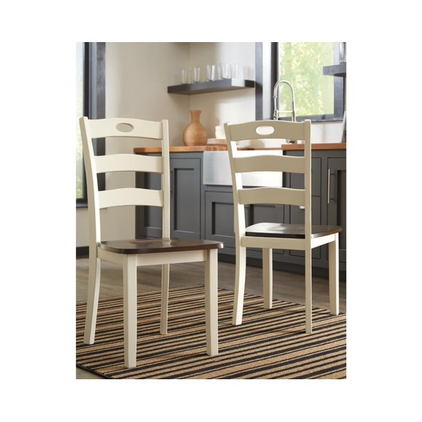 Signature Design By Ashley Woodanville, Woodanville Dining Room Table And Chairs