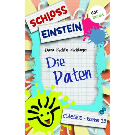 Schloss Einstein - Band 13: Die Paten - eBook - Die Kleinen Einsteins Halloween