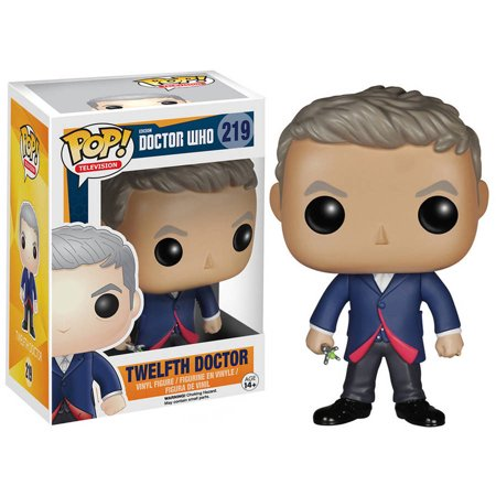 POP TV Doctor Who Dr. #12, Multi