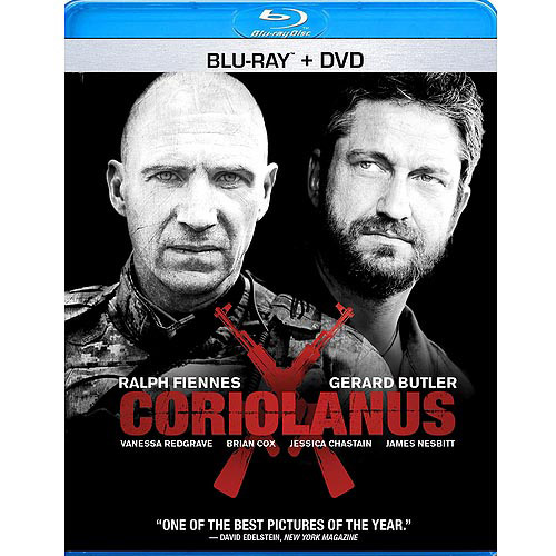 Coriolanus (Blu-ray + DVD) (Widescreen)