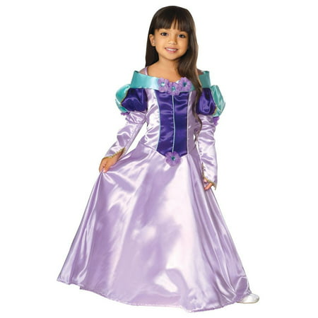 Regal Purple Princess Costume for Girls