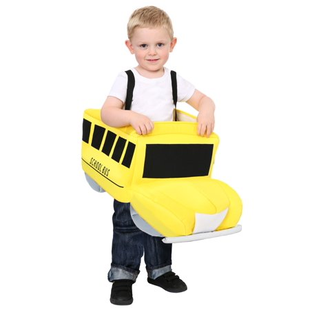 Ride In School Bus Costume for - Magic School Bus Costumes
