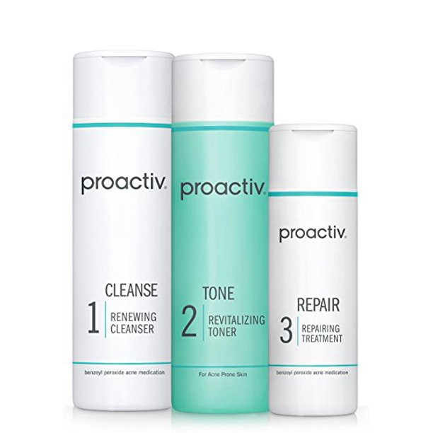 Proactiv Proactiv 3 Step Acne Facial Cleansing System 60 Day Face Wash For Acne Prone Skin Walmart Com Walmart Com